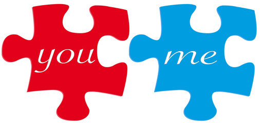 puzzles you and me