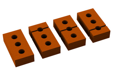 Segmentation bricks