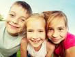 Children at summer
