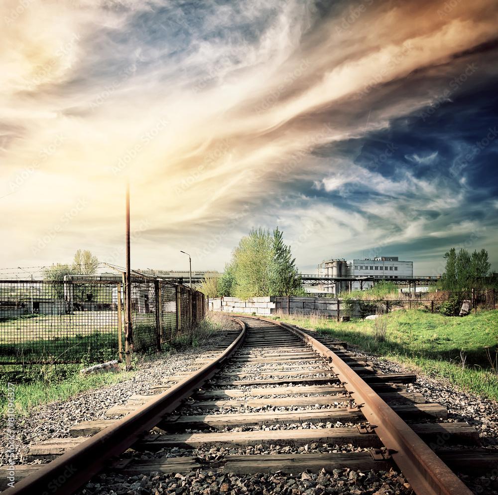 kolejowych sposób podróż - powiększenie