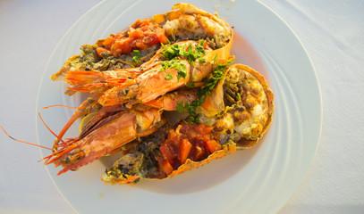 crab foob