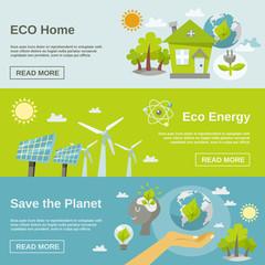 Eco Energy Banner