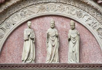 Perugia - Ingresso Palazzo dei Priori