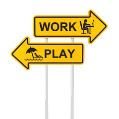 Work or play