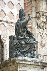 Perugia -Statua di Papa Giulio III