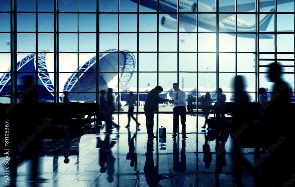 biznesmeni turystyka biznesowa japoński - powiększenie