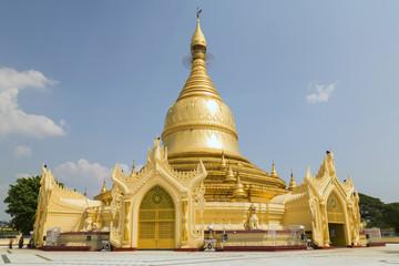 Maha Wizara Pagoda. Myanmar
