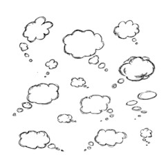 Hand drawn illustrations for use as a group or on their own