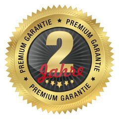 2 Jahre Premium Garantie