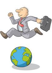skip the world
