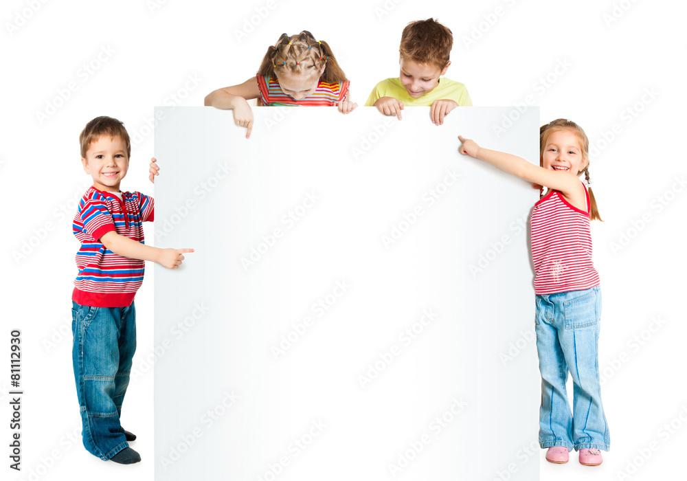 dzieci mało biały - powiększenie