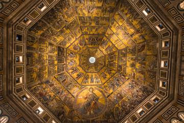 イタリア フィレンツェ サンジョヴァンニ洗礼堂