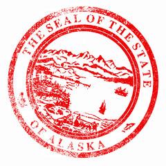 Alaska Seal Stamp