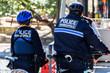 Police à vélo - 81116104