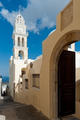 Chiesa a Santorini 4