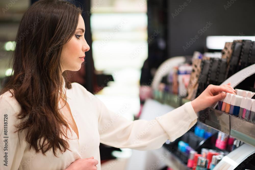makijaż makijaż szminka - powiększenie
