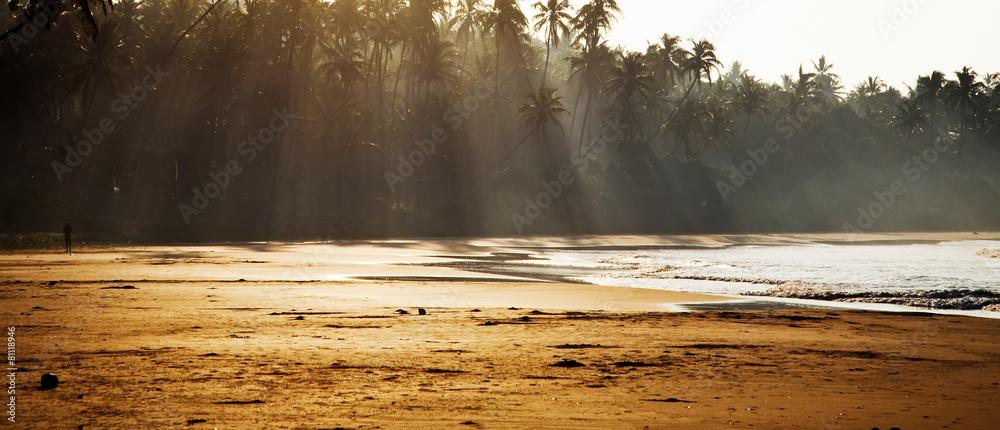 zatoka plaża wybrzeże - powiększenie