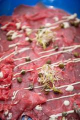 ham, salami meets on line buffet