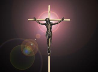 Jesus Christ passion on the cross