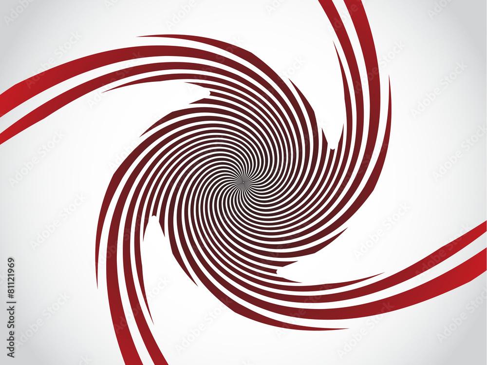 mieszanka twist spirala - powiększenie