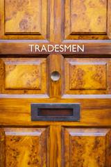 Tradesmen's Door