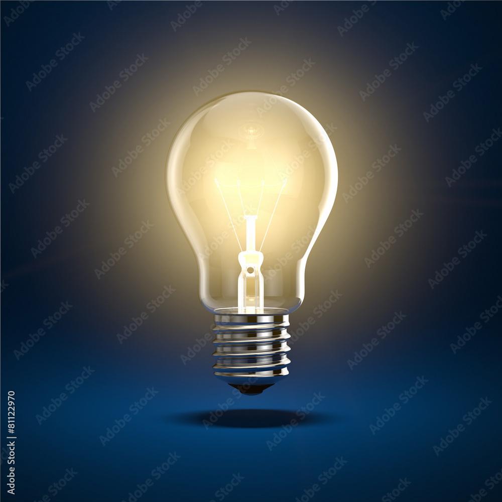 wyobrażenie poświata energia - powiększenie