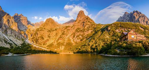 High Tatras, Zelene pleso