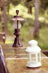 Lanterns outdoor