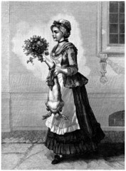 Young Servant - 19th century