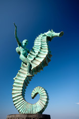 Puerto Vallarta Statue