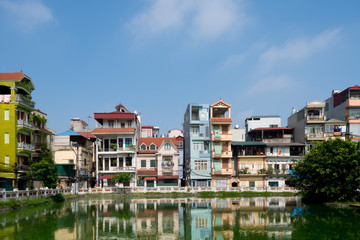 Pondside Homes, Hanoi, Vietnam
