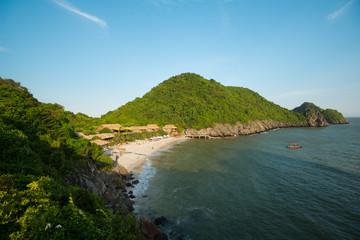 Monkey Island, Halong Bay, Vietnam