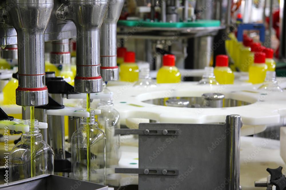 detergentu sprzęt men at work - powiększenie