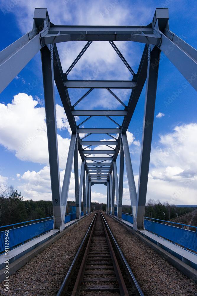 wiadukt most budowlanych - powiększenie