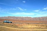 Voiture Desert