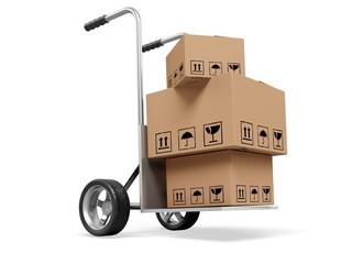 Delivering. 3D. Delivery