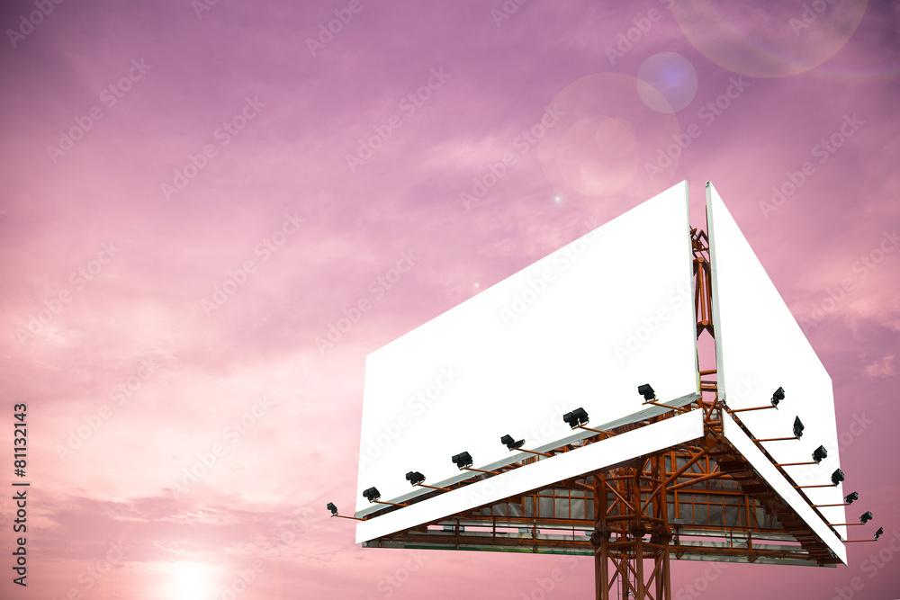 wyświetlać promocyjny deska - powiększenie