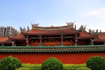 中国のお寺