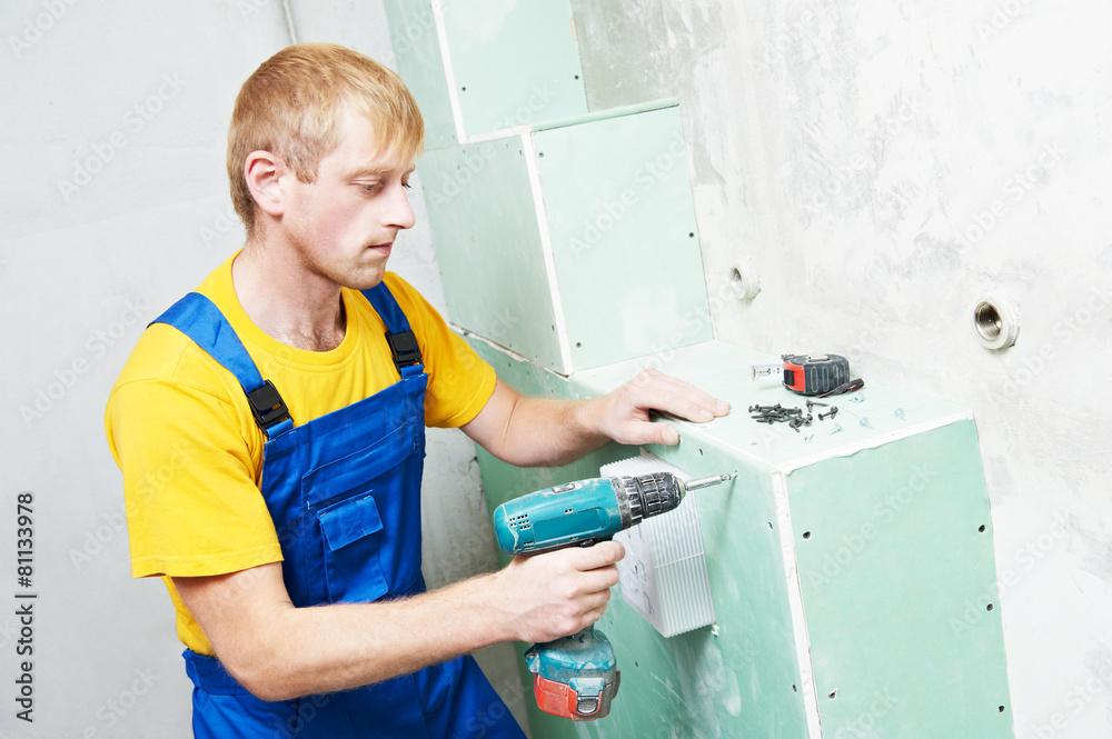 ludzie gips naprawić - powiększenie