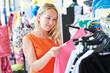 woman shopping apparel clothes