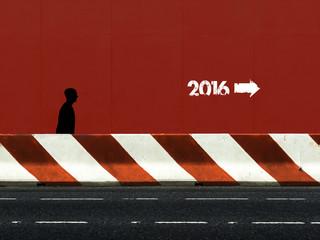 step toward into 2016