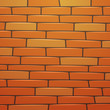 Cartoon Brick Wall - 81140185