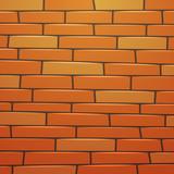 Cartoon Brick Wall
