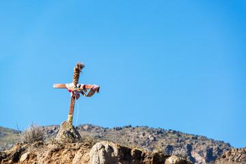 Colca Canyon Cross