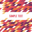 Abstract background - geometric vector pattern.
