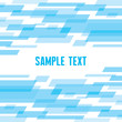 Abstract background - geometric vector pattern in blue colors.
