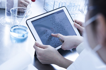 Researchers it has been confirmed using electronic tablet