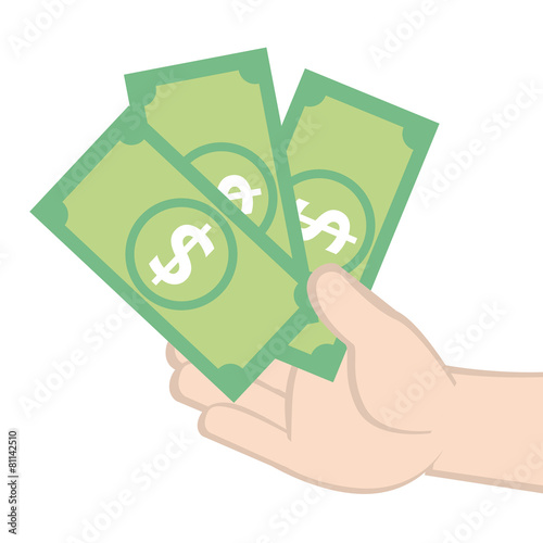 Money Vector Design Illustration - 81142510