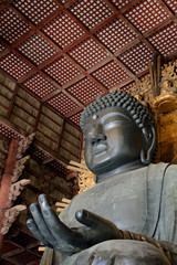 The Great Buddha, Nara, Japan