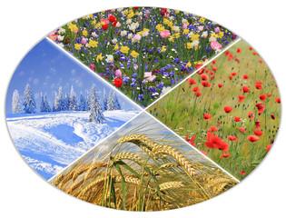 Vier Jahreszeiten Zyklus 2